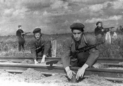 О Крыме и крымских партизанах