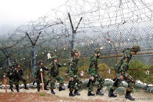 В лагерях Северной Кореи