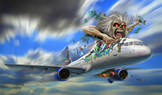 Полеты говна