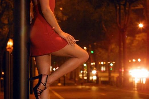 Проституция?