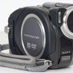 Простейшие инструкции для оперативных сотрудников по видеокамере SONY