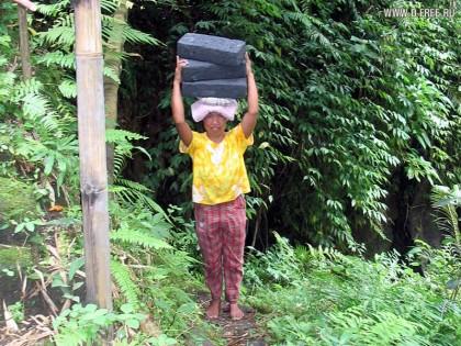 Женщины индонезии
