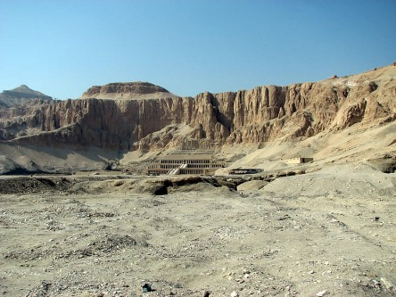 Храм Хатчапсут