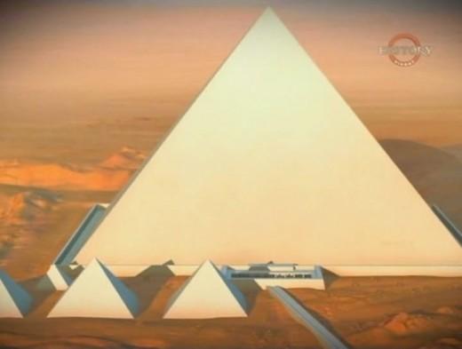 Фараоны, которые посторили Египет