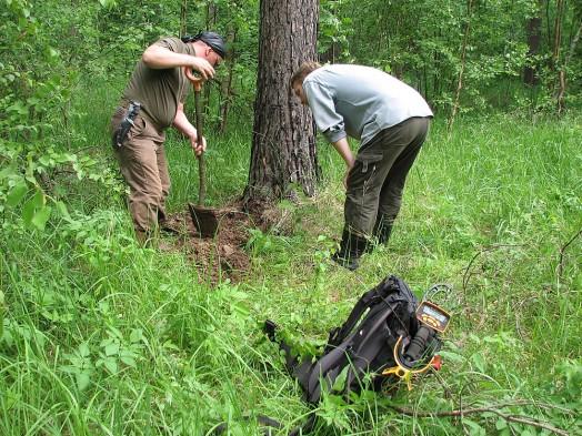 Гадюкинцы живут охотой и собирательством