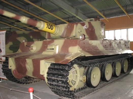 Танк Тигр I