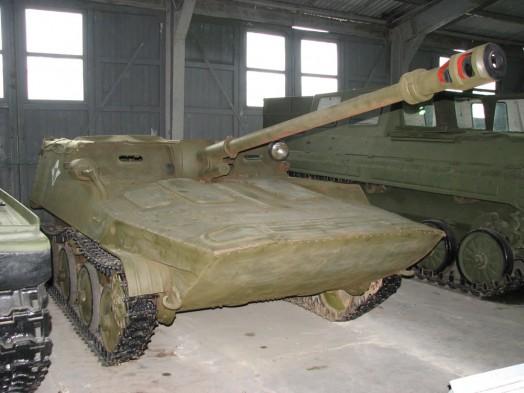 Танк - кабриолет