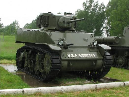 Американский танк