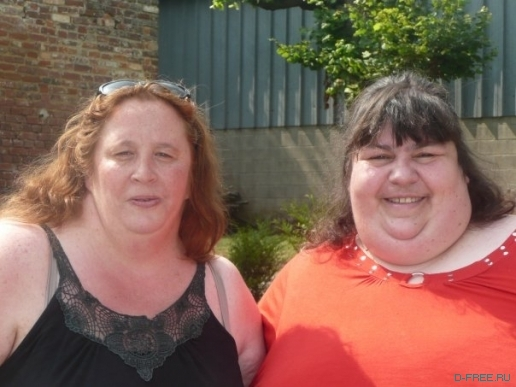 Толстые бабы
