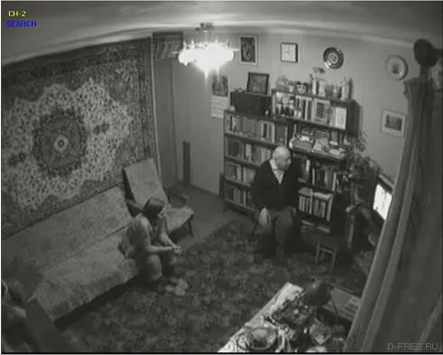 родители смотрят ТВ