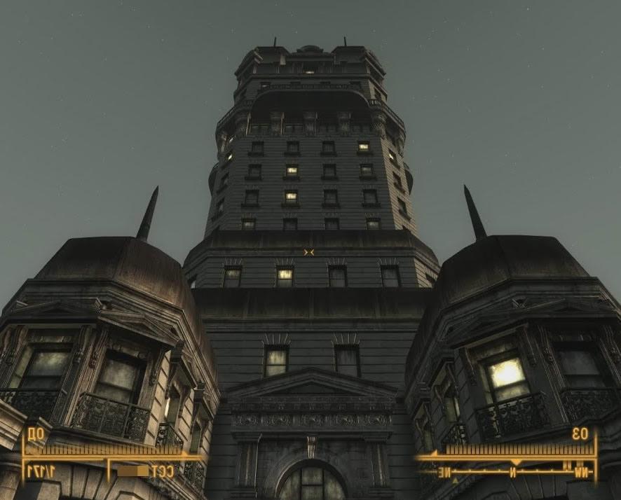 Приколы в Fallout 3