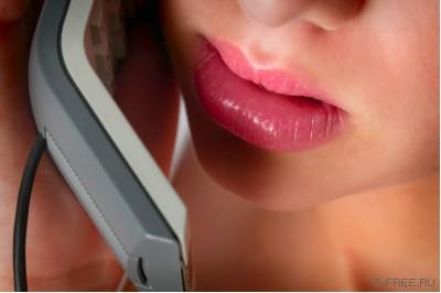 Секс по телефону между двумя службами секса по телефону