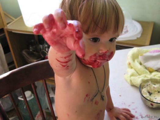 кровавый мальчик