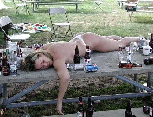 Борьба с пьянством: опыт ничему не научил