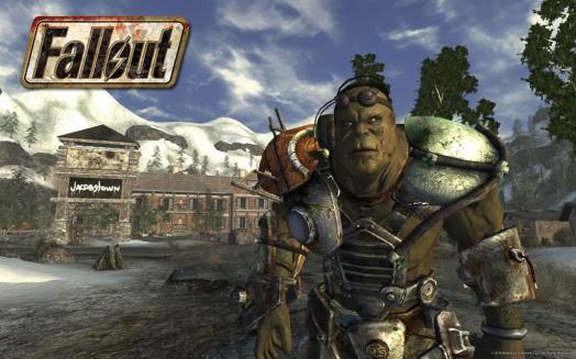 Вышел Fallout New Vegas