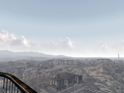 Пара приколов из Fallout 3
