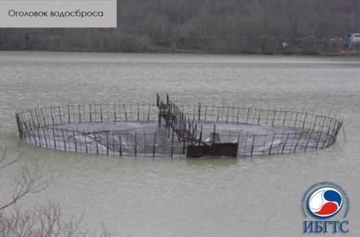 Крымск, Неберджаевское водохранилище и бурление говен