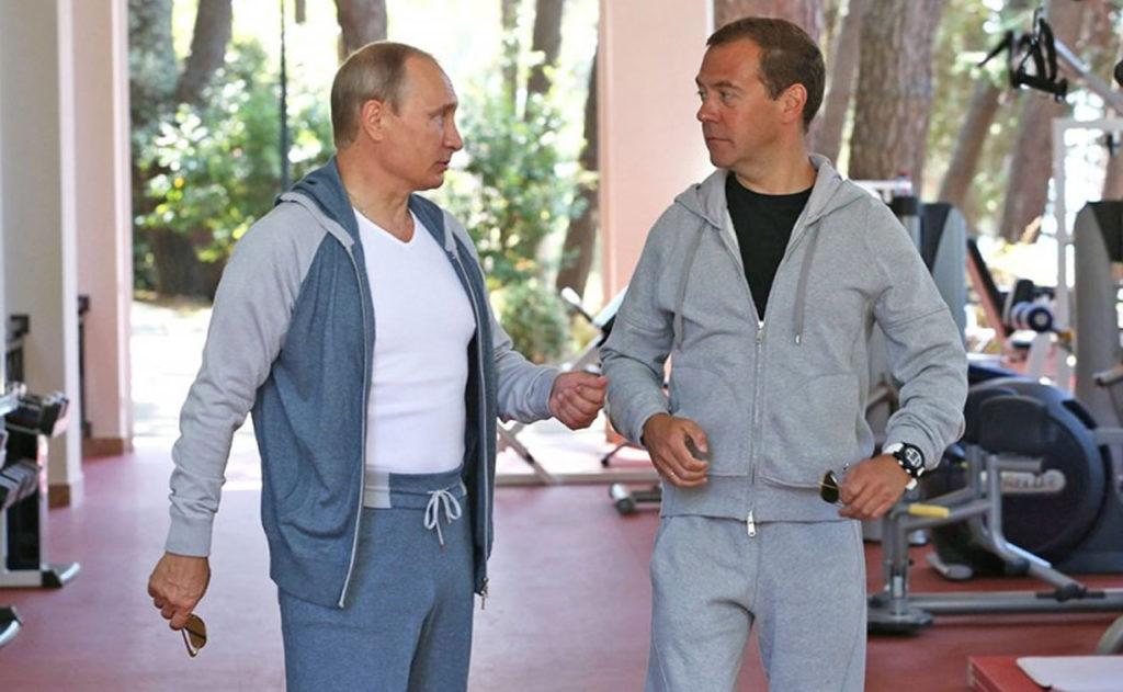 Реальный рост Путина и Медведева